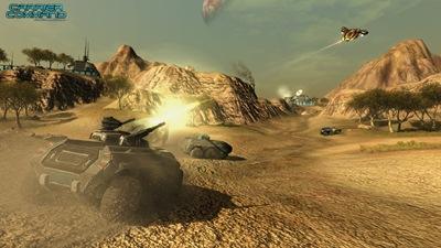 Herstellerbild zu Carrier Command: Gaea Mission