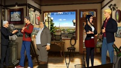 Herstellerbild zu Broken Sword - The Serpent's Curse