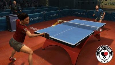 Herstellerbild zu Rockstar Games präsentiert Tischtennis