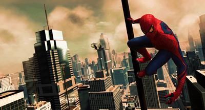 Herstellerbild zu The Amazing Spider-Man