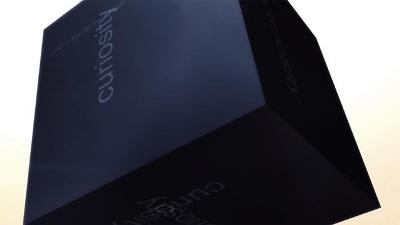 Herstellerbild zu Curiosity - What's Inside the Cube?