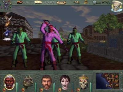 Herstellerbild zu Might and Magic VIII: Day of the Destroyer