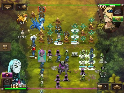 Herstellerbild zu Might and Magic: Clash of Heroes