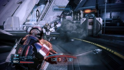 Herstellerbild zu Mass Effect 3