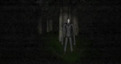 Screenshot aus Slender: The Eight Pages