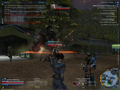 Eigener Screenshot aus Tabula Rasa