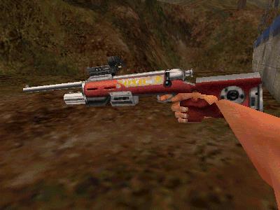 Screenshot von Trespasser: Jurassic Park
