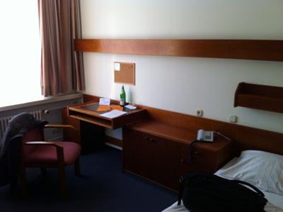 Mein Zimmer in der Reha-Klinik Utersum