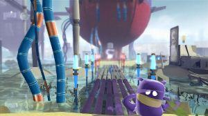 Screenshot aus de Blob 2