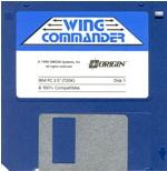 Wing Commander Diskette 1/6