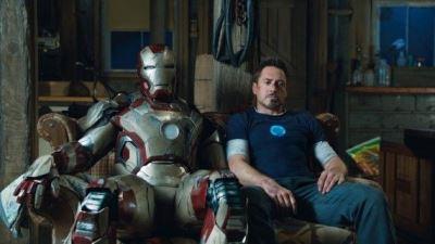 Promobild zu Iron Man 3