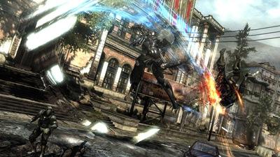 Herstellerbilder zu Metal Gear Rising: Revengeance