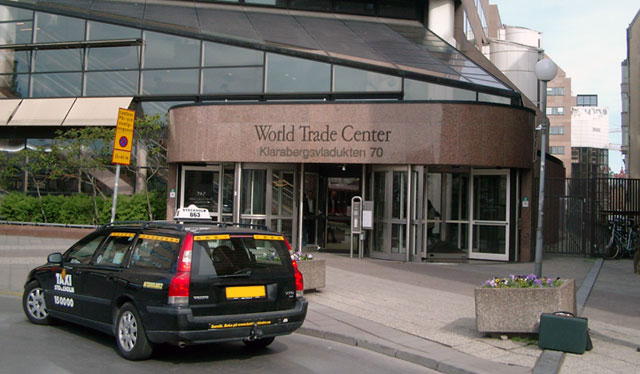 World Trace Center Stockholm
