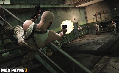 Herstellerbild zu Max Payne 3