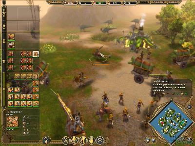 MobyGames-Screenshot zu ParaWorld