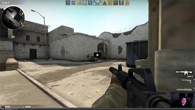 Screenshot von Christophs Twitch-Stream