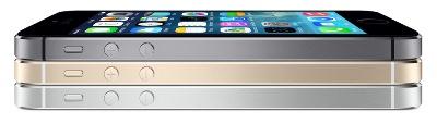 Herstellerbild vom iPhone 5S