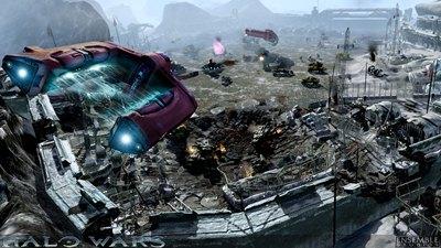 Herstellerbild zu Halo Wars