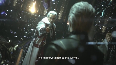 Herstellerbild zu Final Fantasy XV