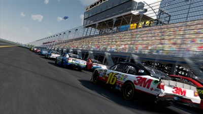 Herstellerbild zu NASCAR The Game: Inside Line