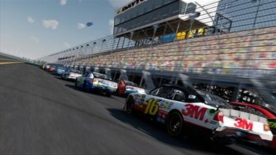 Herstellerbild zu NASCAR The Game: Inside Line