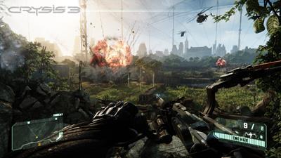 Herstellerbild zu Crysis 3