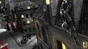 Screenshot von Saboteur