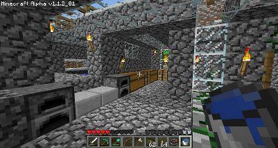 Minecraft – Mein Küche