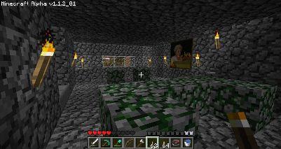 Minecraft – Partyraum