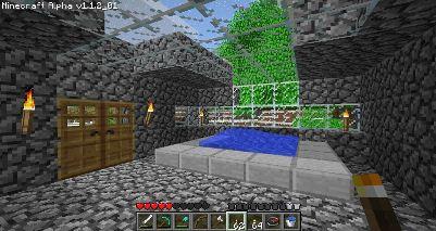 Minecraft – Schlafzimmer