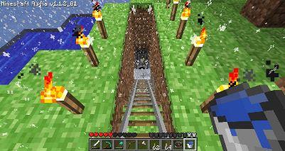 Minecraft – Minenschacht