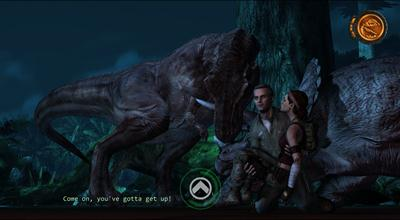Screenshot aus Jurassic Park - The Game
