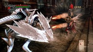 Screenshot von Devil May Cry 4