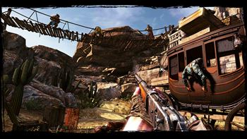 Herstellerbild zu Call of Juarez: Gunslinger