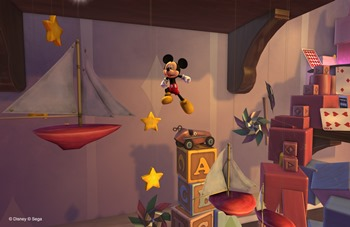 Herstellerbild zu Castle of Illusion starring Mickey Mouse
