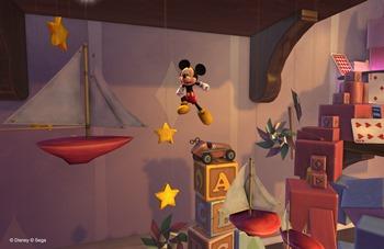 Herstellerbild zu Castle of Illusion starring Mickey Mouse