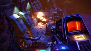 Herstellerbild zu Far Cry 3: Blood Dragon