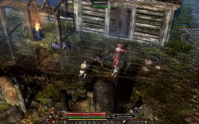 Screenshot aus Grim Dawn