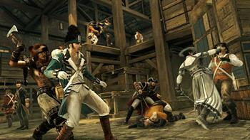 Herstellerbild zu Assassin's Creed III