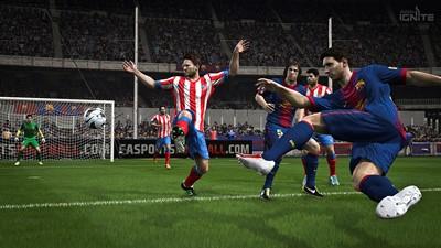 Herstellerbild zu FIFA 14