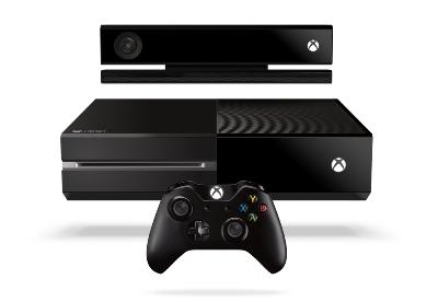 Herstellerbild zur Xbox One