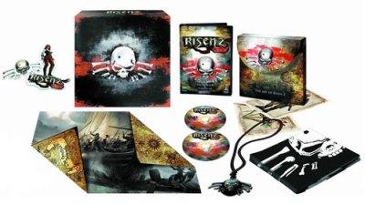 Herstellerbild zur Risen 2: Dark Waters Collector's Edition