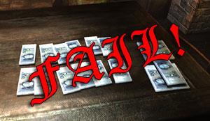 100-DM-Scheine in Wolfenstein