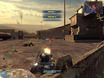 Screenshot aus Frontlines: Fuel of War