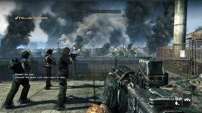 Screenshot aus Homefront