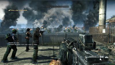 Screenshot aus Homefront