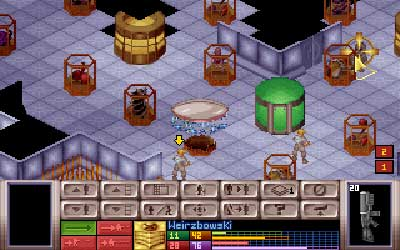 Screenshot von X-COM: UFO Defense