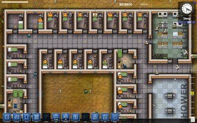 Herstellerbild zu Prison Architect
