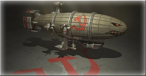 Kirov Luftschiff