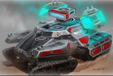 Mirage Panzer